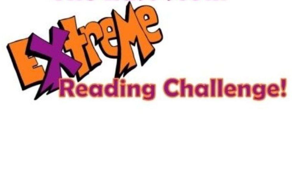 Extreme Reading Challenge