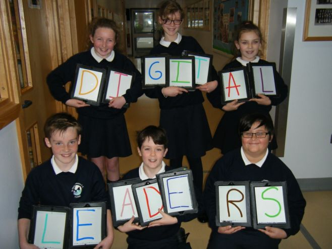 Welcome to the Digital Leaders page